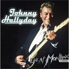 JOHNNY HALLYDAY (live) - La musique que j´aime