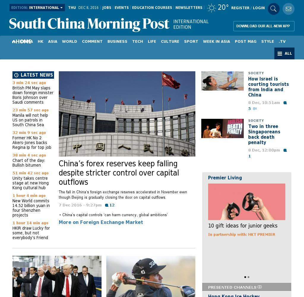 South China Morning Post