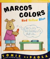 Cover of: Marcos colors | Jean Little